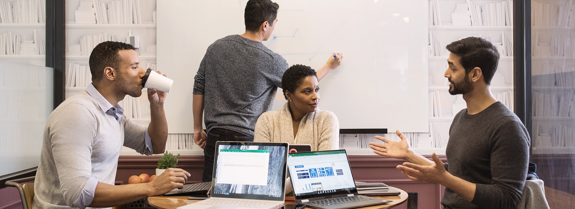 Building a modern, responsive workplace at Microsoft