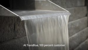 Customer story: TransBlue