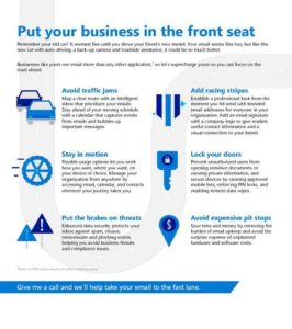 Why the Cloud Customer Flyer – Put your customer in the front seat