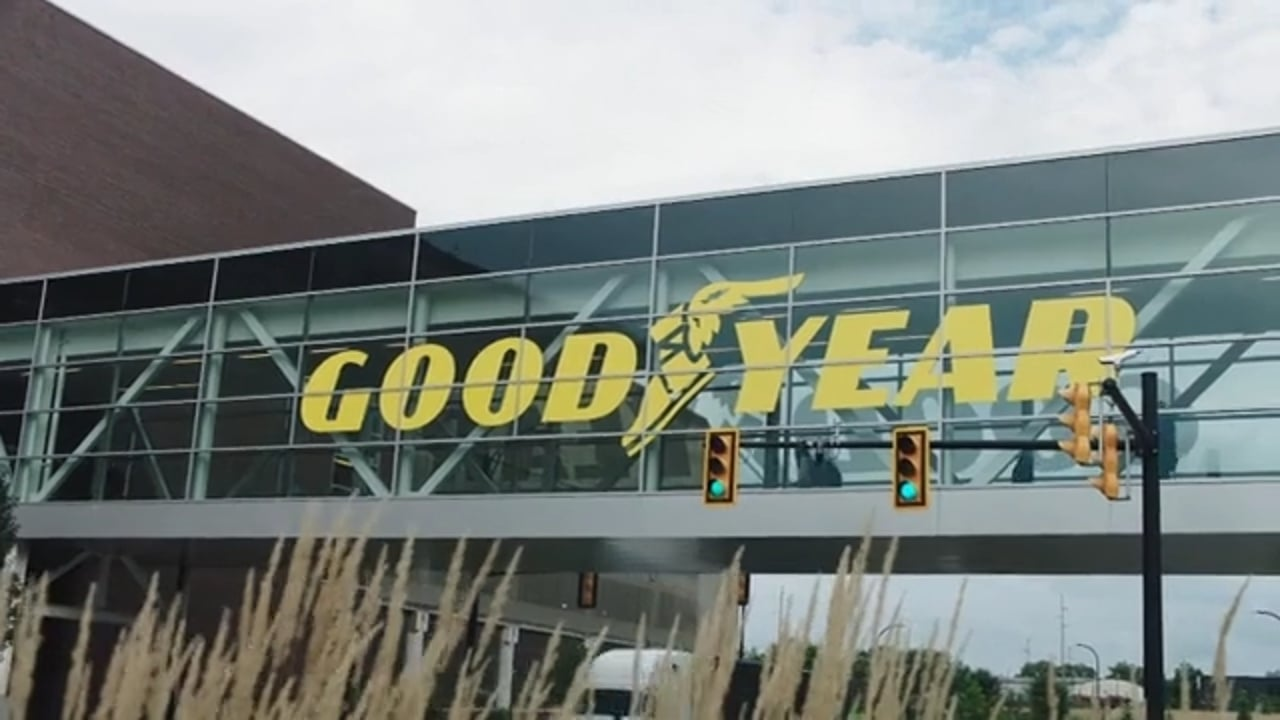 Customer story: Goodyear
