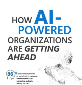 How AI-powered organizations are getting ahead