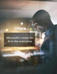Microsoft's vision for AI in the enterprise